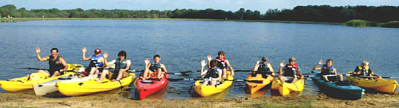 Coastal Bend Kayakers