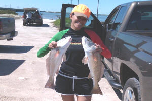 Coastal Bend Kayak Fishing