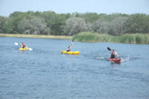 Coastal Bend Kayak Classes
